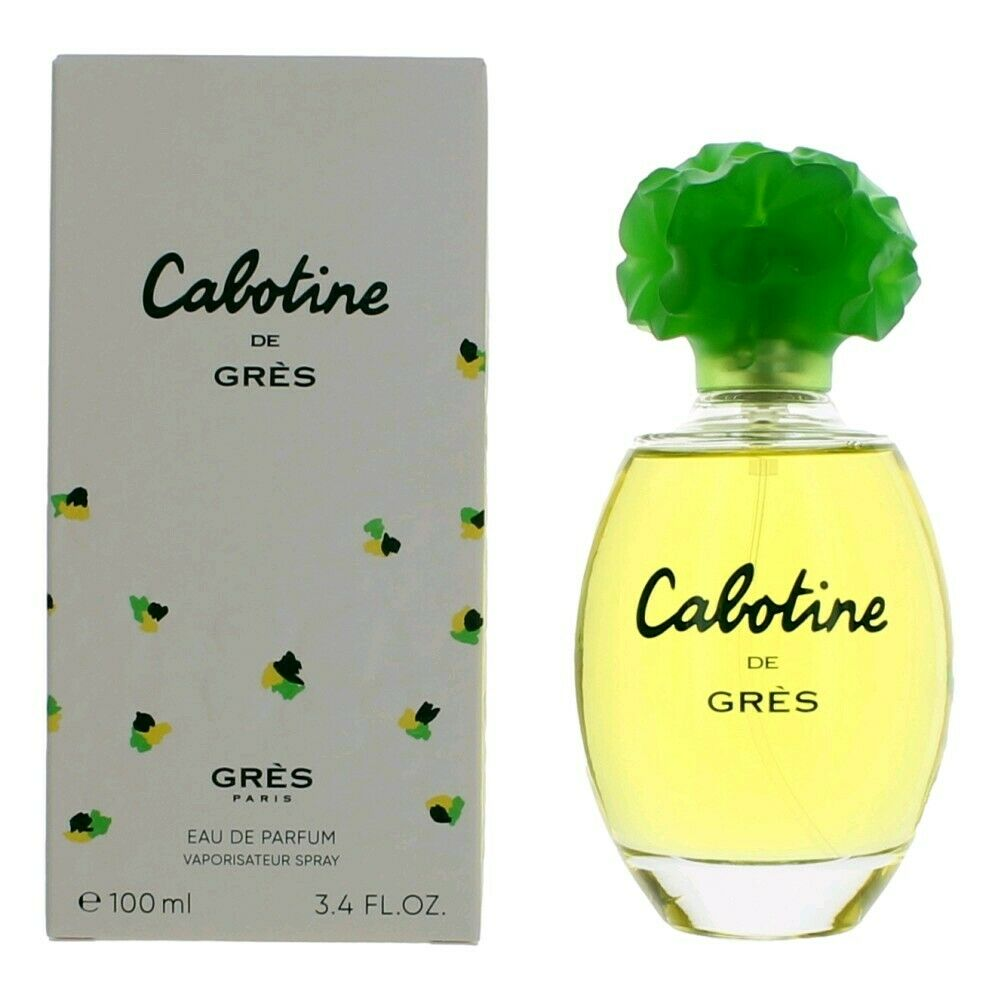 cabotine perfume by parfums gres 3 4 oz edp spray for women new ebay. Black Bedroom Furniture Sets. Home Design Ideas