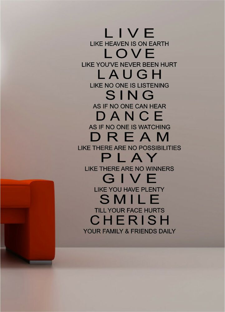 Wood Signs Sayings Quotes Words