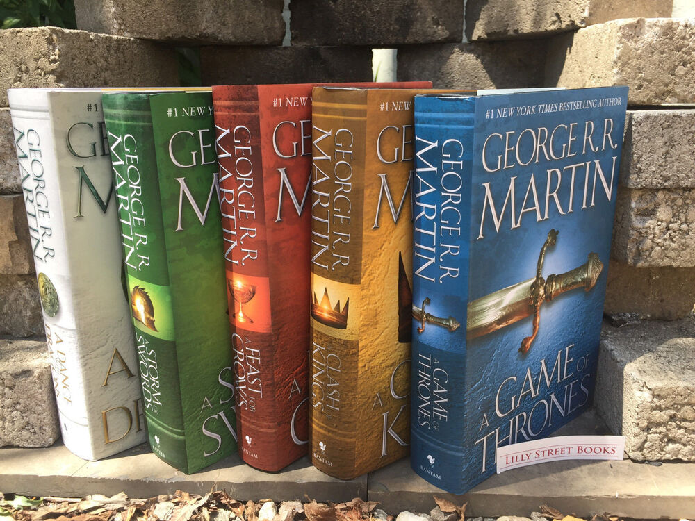 Game of thrones book one chapterspot