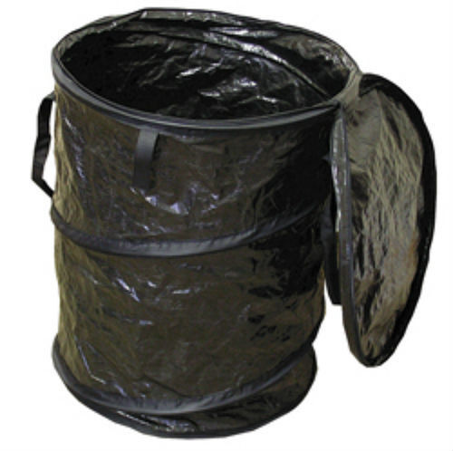 Collapsible portable garbage trash container can big ebay - Collapsible trash can ...