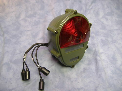 Military Tail Light New M37 M998 M35 M813 M35a2 Ebay