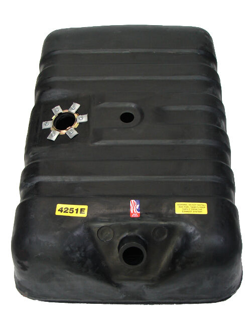 Poly Truck Tank : Ford bronco new plastic gas tank gallon with