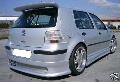 vw golf mk4 mk iv 4 wrc spoiler ebay. Black Bedroom Furniture Sets. Home Design Ideas