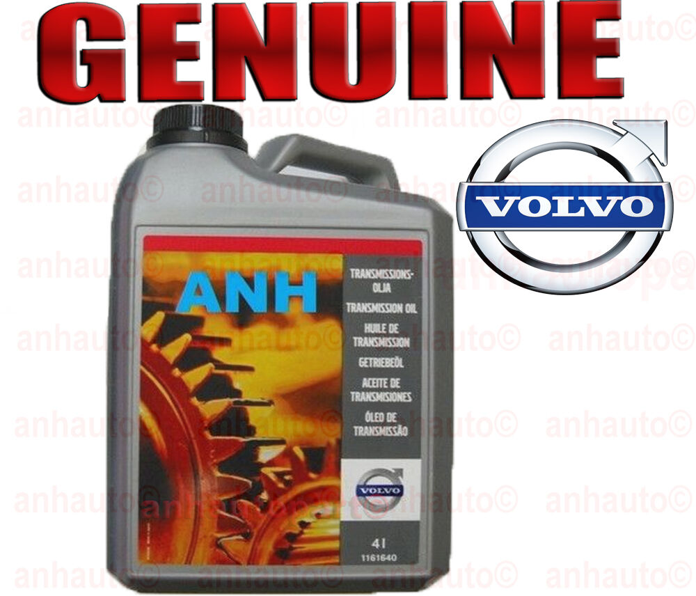 Volvo Xc90 Transmission Fluid: 4-Liter Genuine Volvo Mineral Based Automatic Transmission