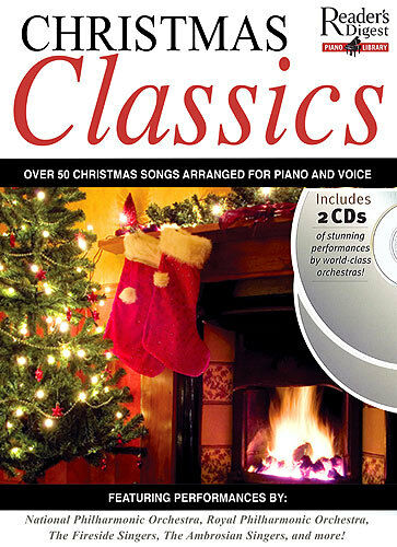 Christmas Carols Piano Sheet Music