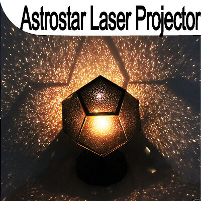 astrostar astro star laser projector cosmos light lamp ebay. Black Bedroom Furniture Sets. Home Design Ideas