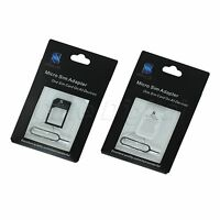 New 1Pcs Usefull for All Phones Micro Sim Card Adapter Tray Holder Converter