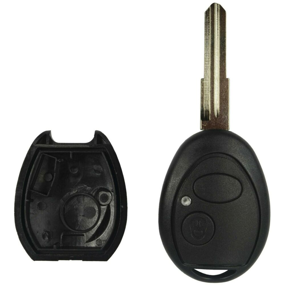 Land Rover Uncut Remote Head Key Fob Replacement Case