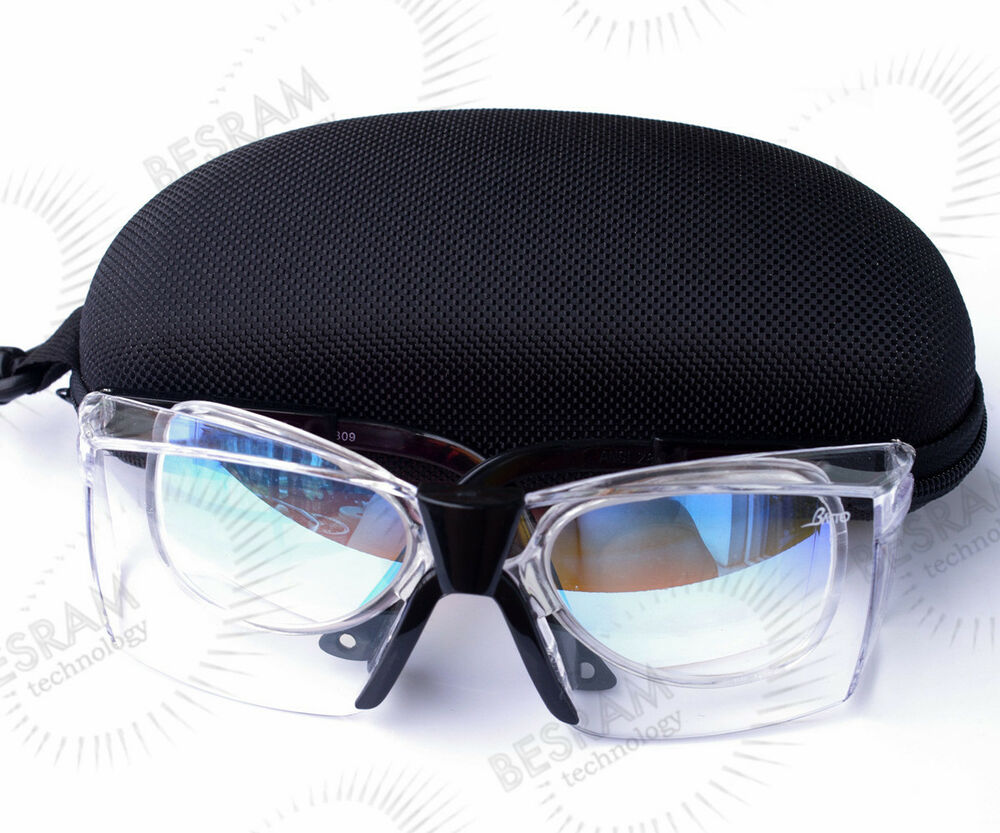 YAG laser eye protection 1064nm IR infrared goggles ...
