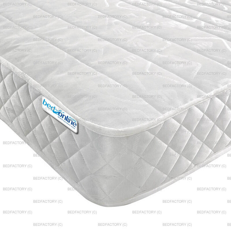 MICRO QUILTED 15CM DEEP MATTRESS 4FT6 DOUBLE CHEAP