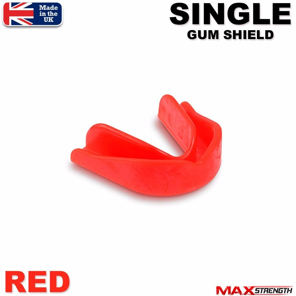 Silicone Mouth Guard Boxing Rugby Teeth Tooth Protector Gum Shield Mouthpiece