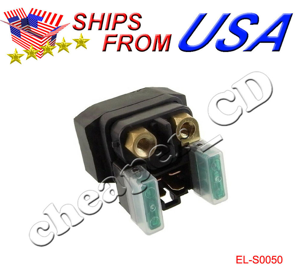 starter relay solenoid yamaha xvz1300 royal star venture. Black Bedroom Furniture Sets. Home Design Ideas