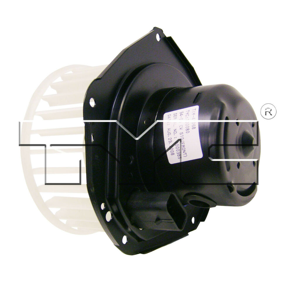 96 00 isuzu hombre 94 03 gmc sonoma 94 04 chevy s10 new for Blower motor for ac