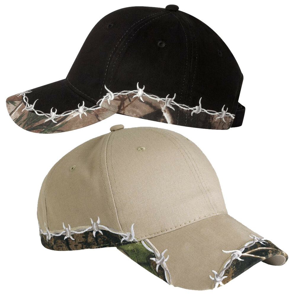 Outdoor Cap Barbed Wire Camo Cap Brb605 Hat Hunting
