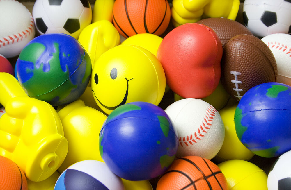 Toy For Adhd People : Assorted pack of stress balls adhd autism fiddle fidget