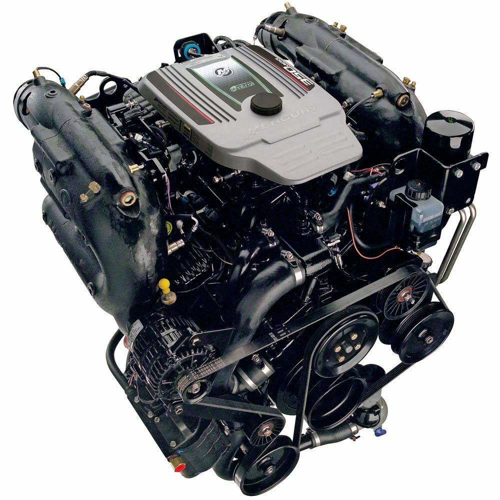 MERCRUISER 350 MAG MPI 300 HP ALPHA MARINE ENGINE eBay