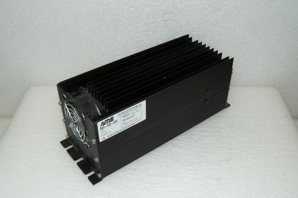 New Advanced Micro Systems Ams Stepper Motor Controller