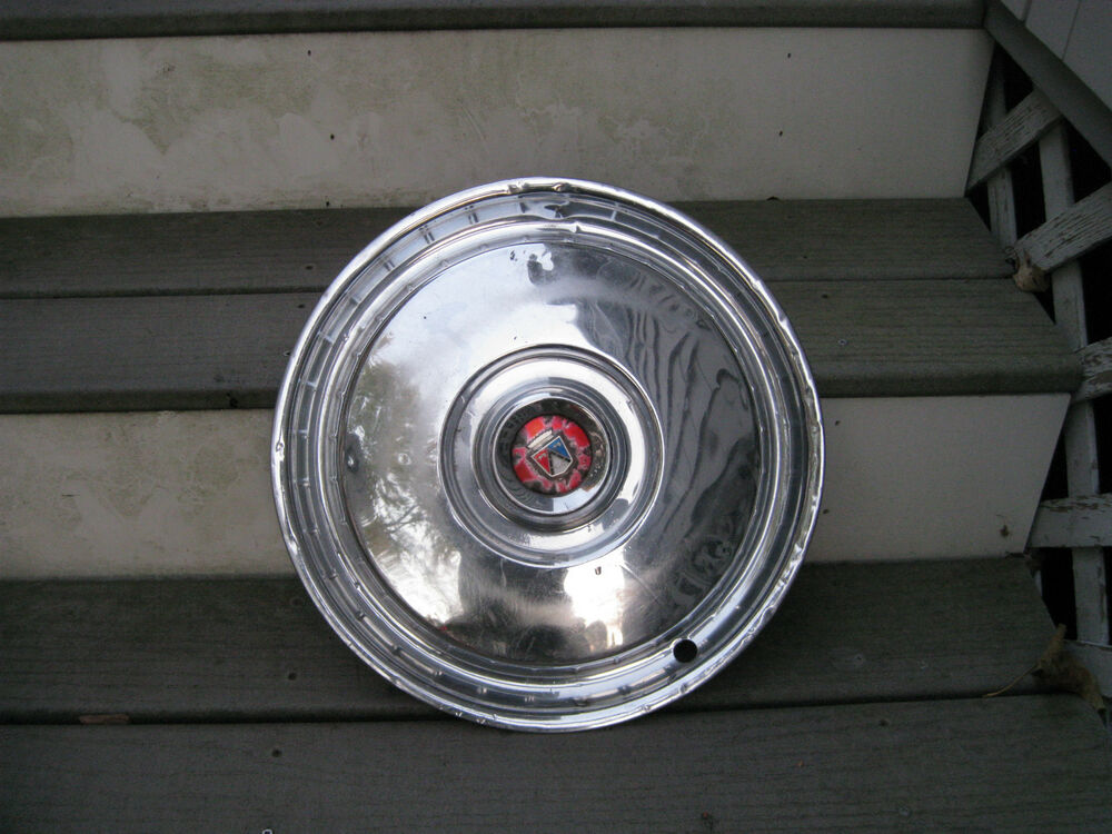 Ford Parts Wheels : Ford full size wheel cover original quot best