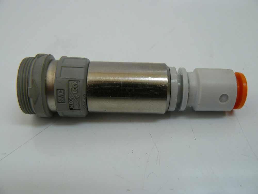 Smc kk s coupler with one touch fitting mm ebay