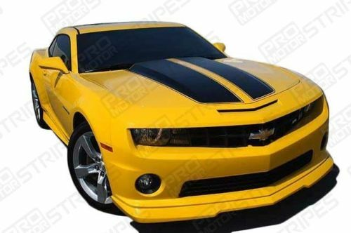 chevrolet camaro rally racing stripes hood trunk rs ss. Black Bedroom Furniture Sets. Home Design Ideas