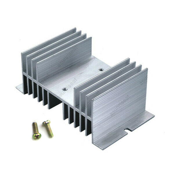 how to connect ssr to heat sink