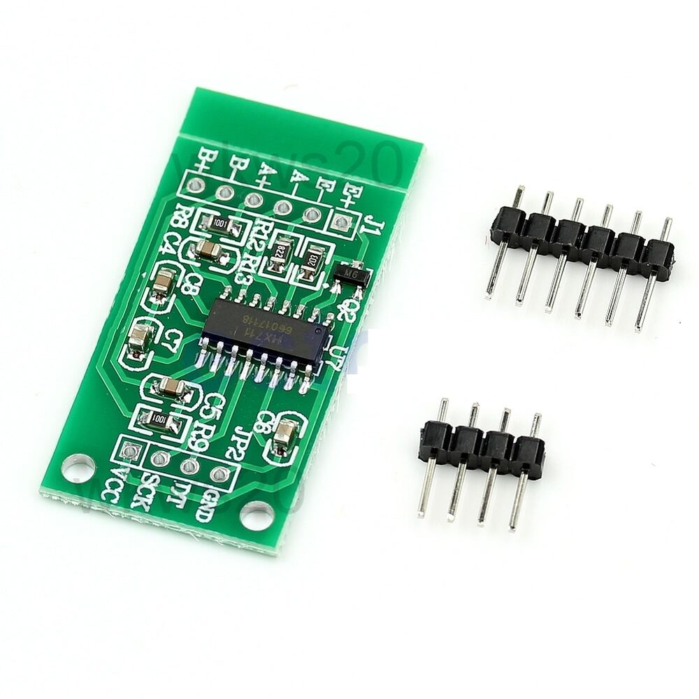 Bit analog to digital converter adc module serial