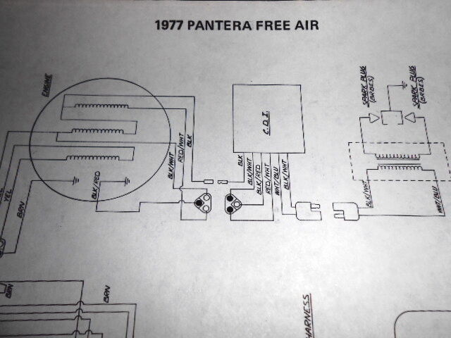 Arctic Cat Wiring Diagram 1977 Pantera Free Air El Tigre