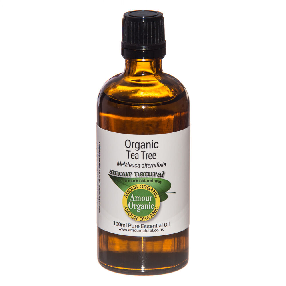 Tea Tree Oil Pure Natural Essential Oil Plant Extract For