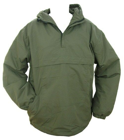 Fleece Anorak Mens Fashion