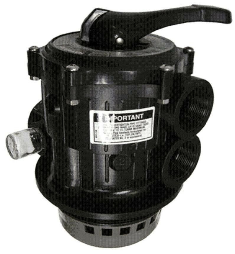 Hayward Multiport Valve Sand Filter Top Mount Backwash