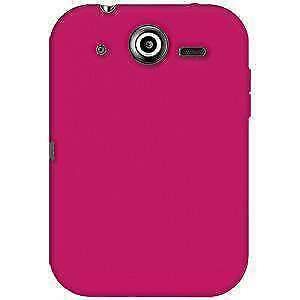 ... Pink Silicone Skin Jelly Fit Case Back Cover For Pantech Pocket : eBay