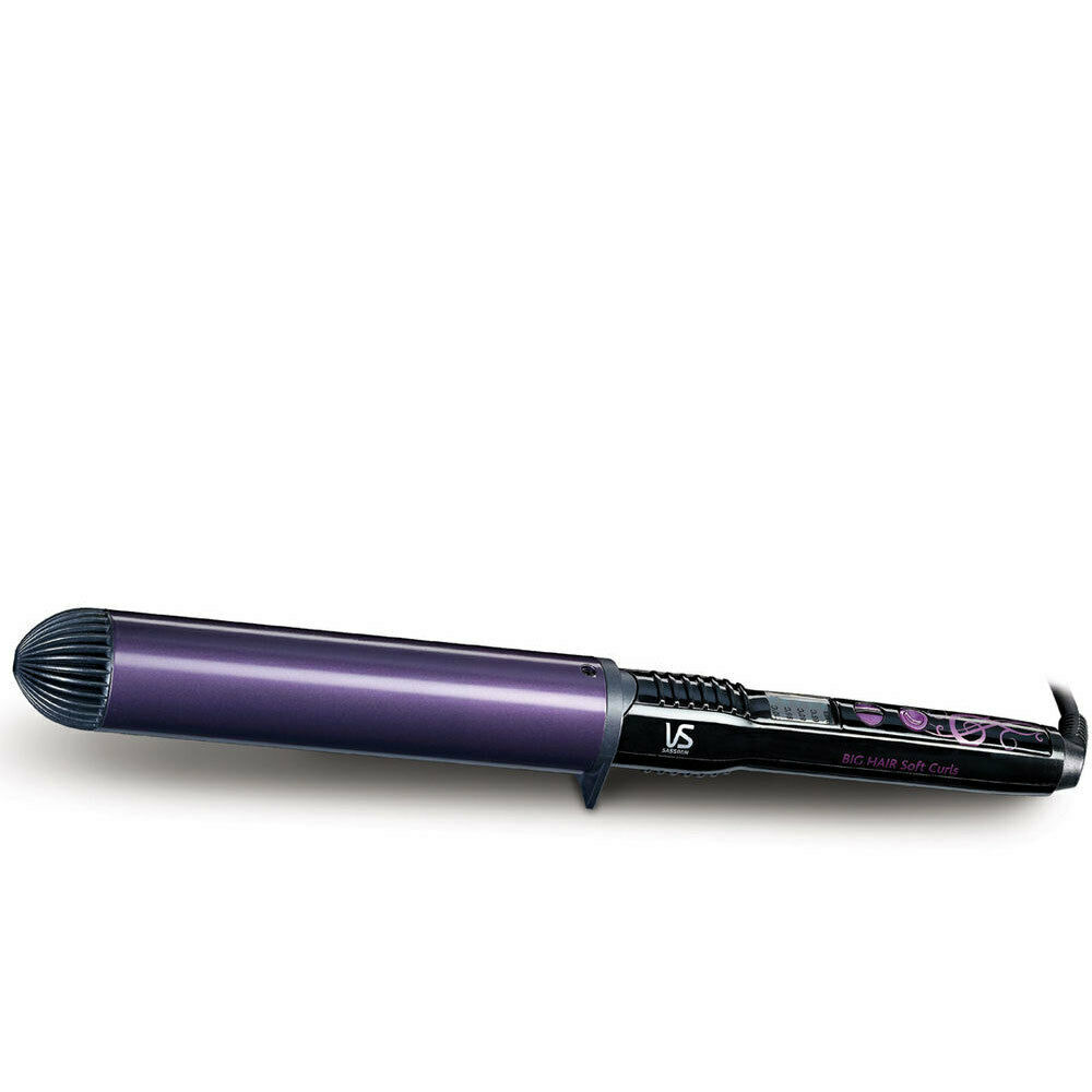 how to make s waves with a curling iron