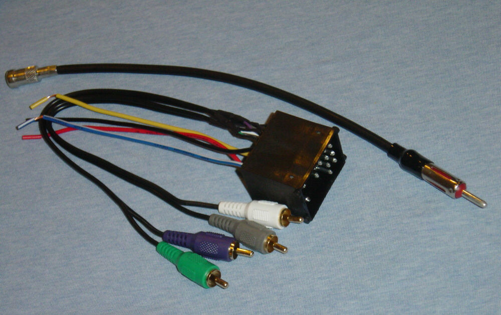 Bmw Stereo Wiring Harness