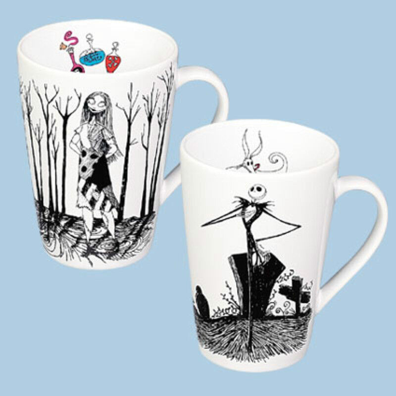 Nightmare Before Christmas Gifts Uk: NIGHTMARE BEFORE CHRISTMAS JACK SKELLINGTON AND SALLY