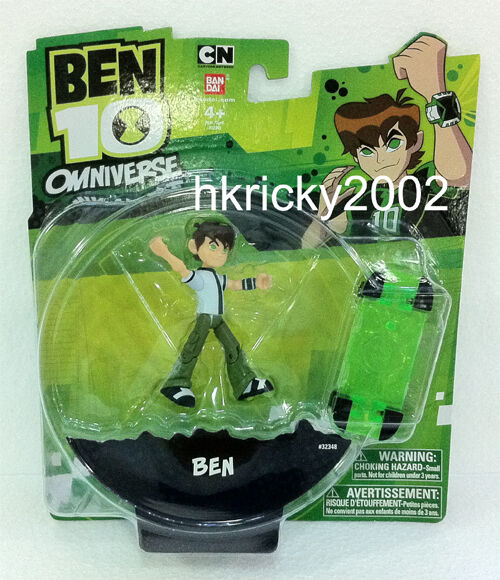 Ben 10 Omniverse Year Old Tennyson 4 Action Figure With