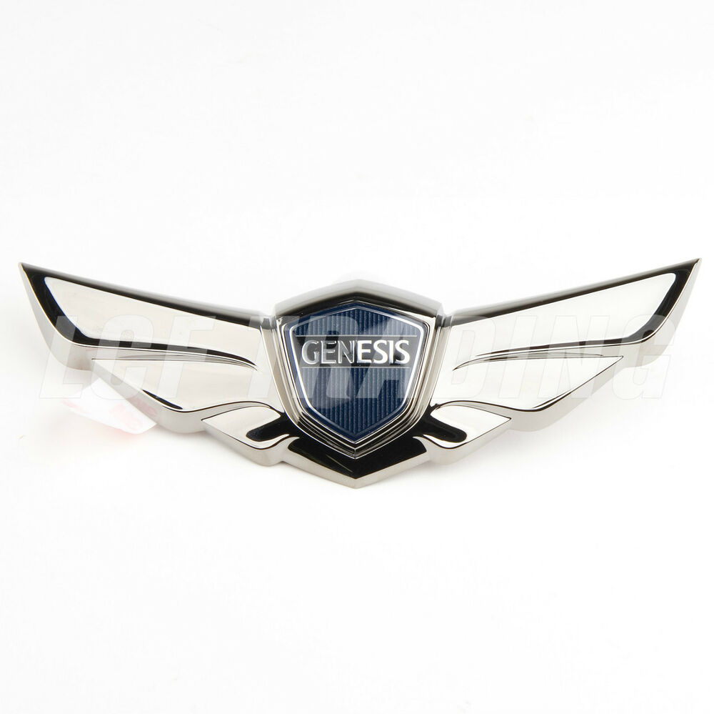 Car Emblem With Wings And Shield Metal Shield Emblem With
