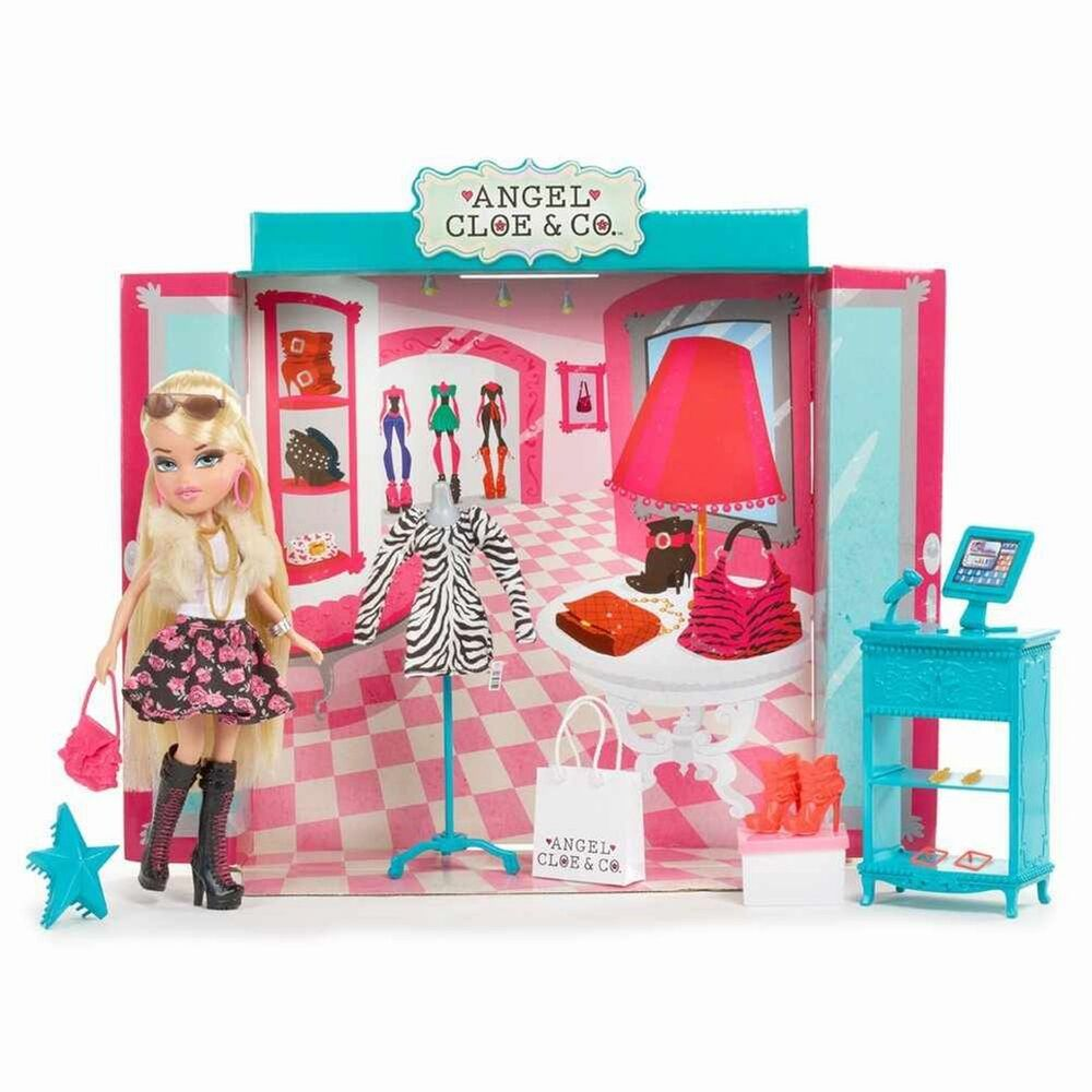 Bratz boutique fashion playset and doll angel cloe and co new ebay Bratz fashion look and style doll