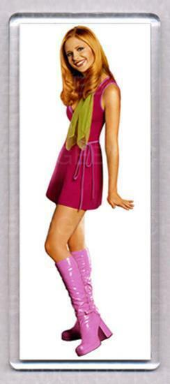 Sarah michelle gellar as daphne from scooby doo large fridge magnet ebay - Scooby doo daphne ...