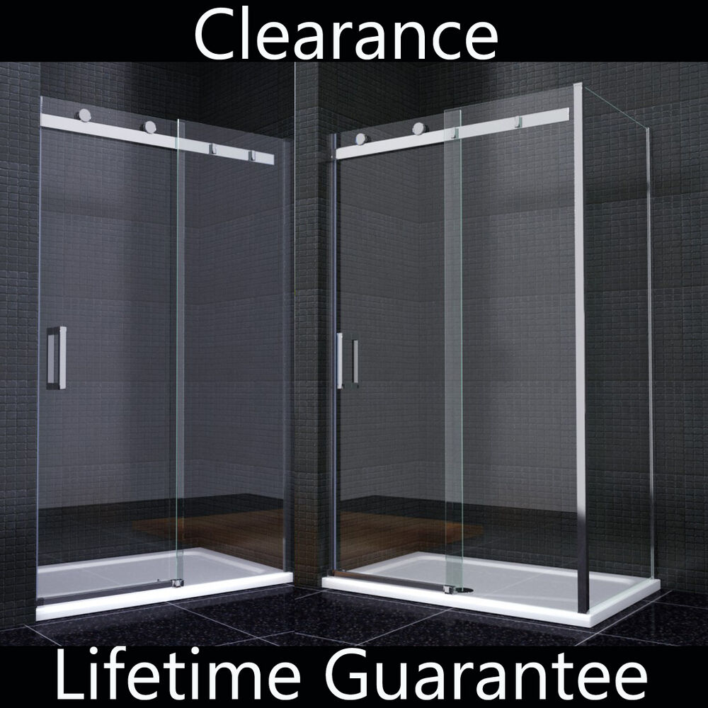 Sliding Shower Door Mm Glass