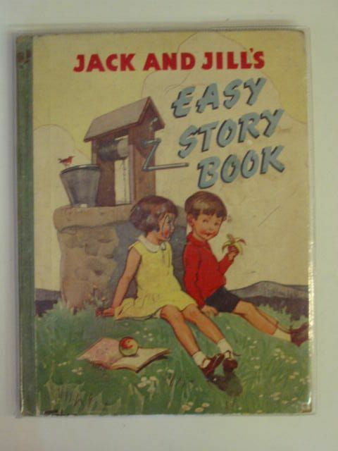 Jack And Jill 39 S Easy Story Book Illus By Lambert H G C