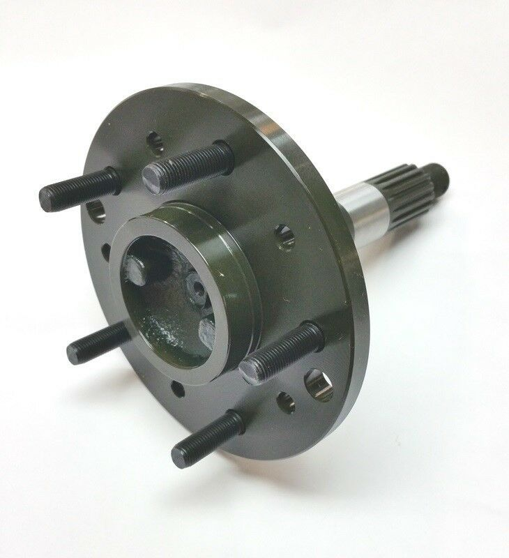 Car Spindle Assembly : Corvette rear spindle assembly disc new ebay