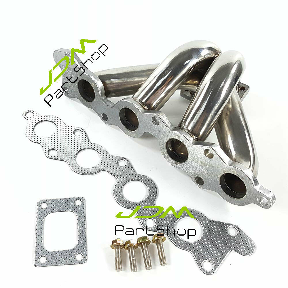 Stainless steel turbo manifold for suzuki swift gti g b