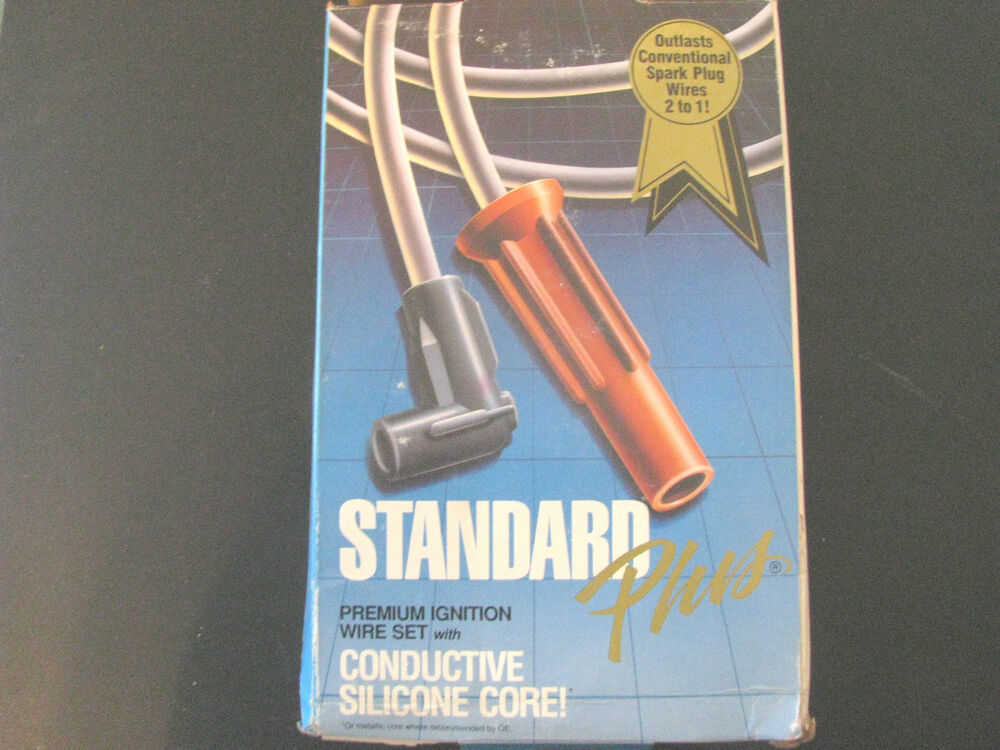 Standard Motor Products 6883 Spark Plug Wire Set | eBay