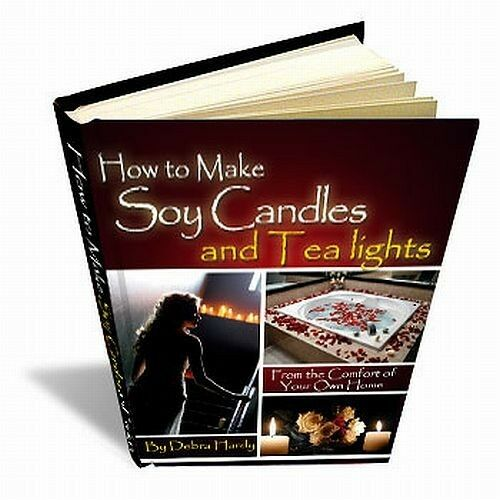 how to start a candle business from home