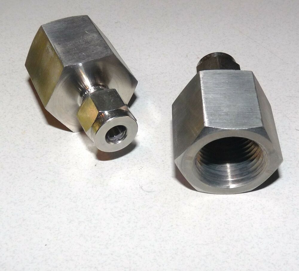 Lot of new stainless steel reducing pipe fittings