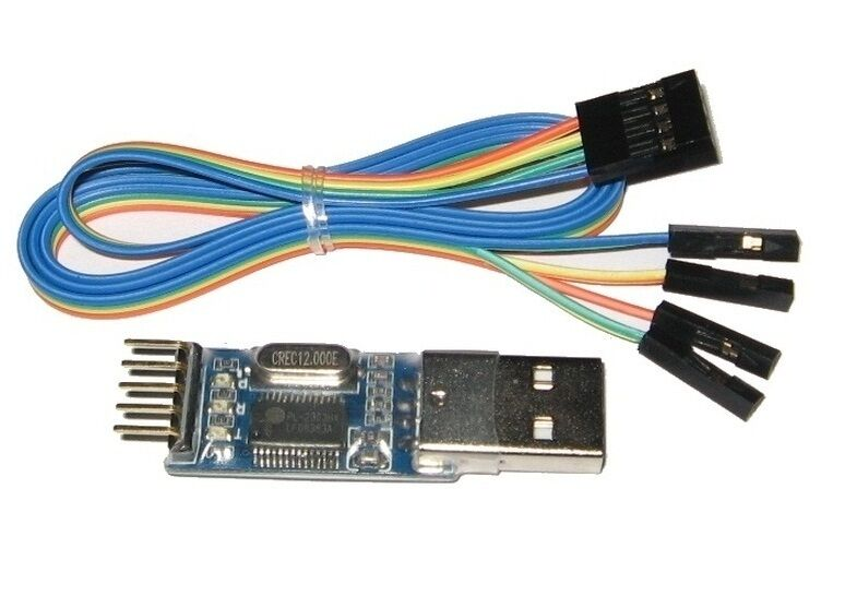 Rs232 To Usb Serial Console Adapter Ttl Uart Pl2303