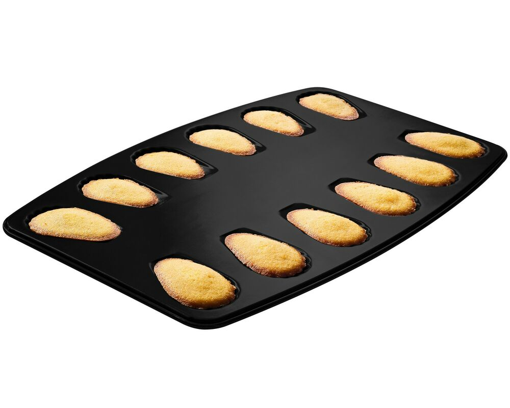 Frieling Zenker Non Stick Madeleine Cookie Pan Mold Ebay