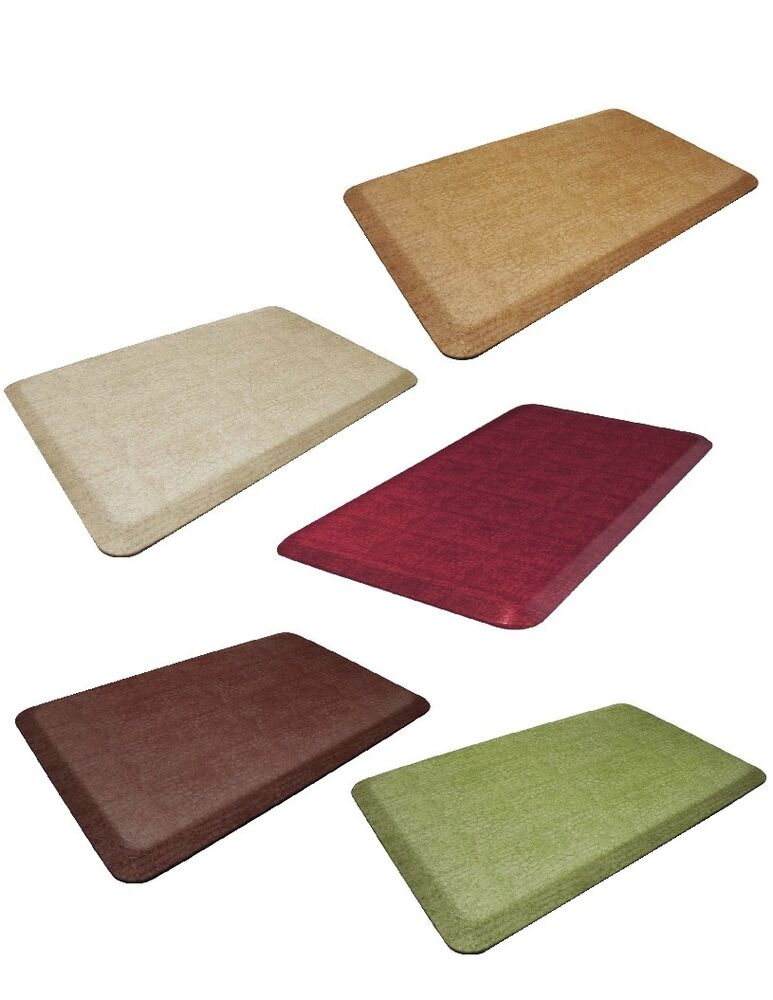 Lets Gel Inc Gelpro Designer Comfort Anti Fatigue Kitchen Floor Mat New Ebay