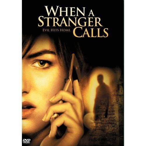 When A Stranger Calls Dvd 2006 Anamorphic Widescreen
