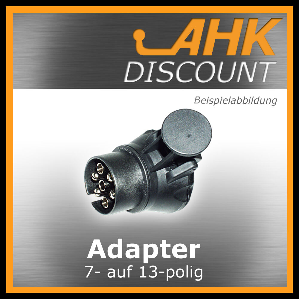 adapter minikurzadapter kurzadapter 7 auf 13 polig ebay. Black Bedroom Furniture Sets. Home Design Ideas